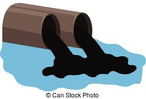 Problem clipart polluted Vector cartoon 4  pollution