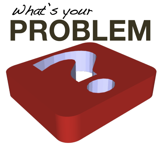 Problem clipart problematic Problem image Angie With Misandry