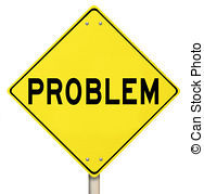 Problem clipart problematic Royalty Yellow and Issue Illustrations