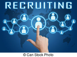 Problem clipart recruitment Recruiting and icons social blue