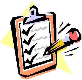 Check clipart attendance list Clipart Task Task Completed cliparts