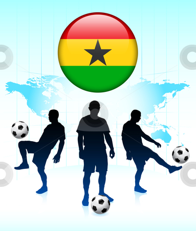Problem clipart team player Vector Ghana Icon Internet Soccer