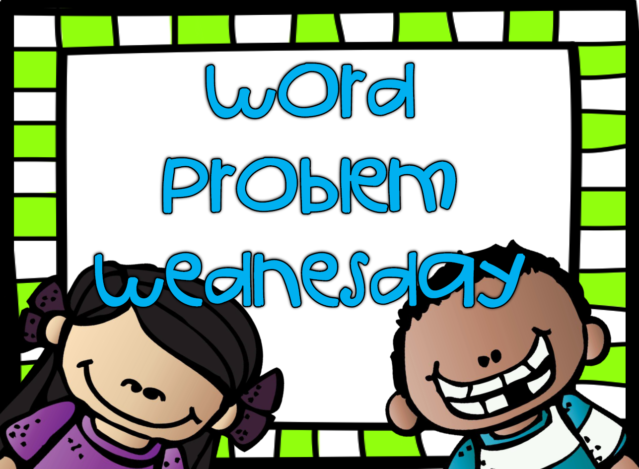 Word clipart problem Word Zone Cliparts Try Wednesday