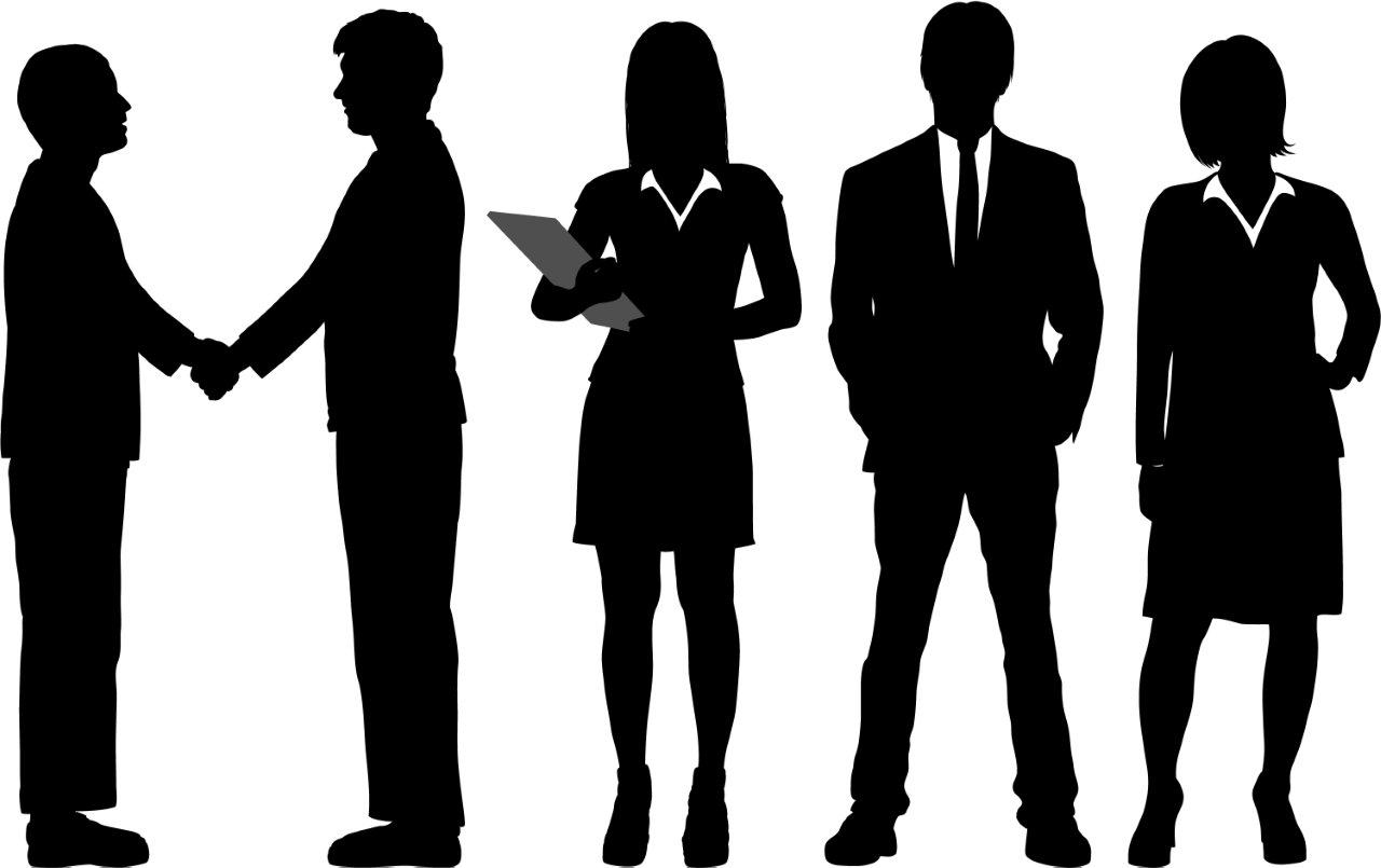 Professional clipart black and white Career Oregon District School Career