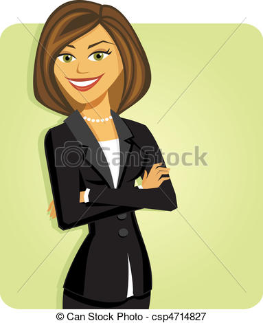 Professional clipart female #6