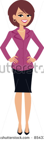 Professional clipart female #5