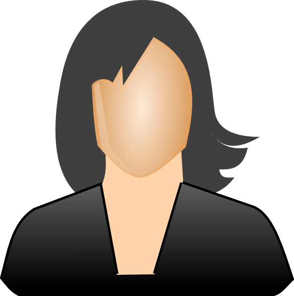 Professional clipart female #10