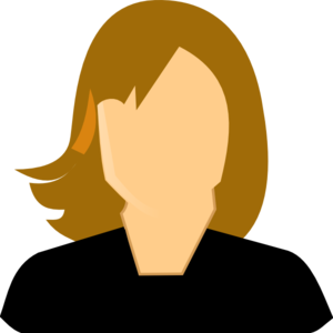 Professional clipart female #1
