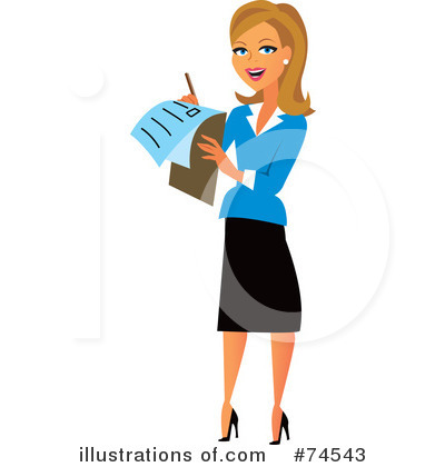 Professional clipart female #12