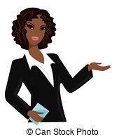 Professional clipart female #13