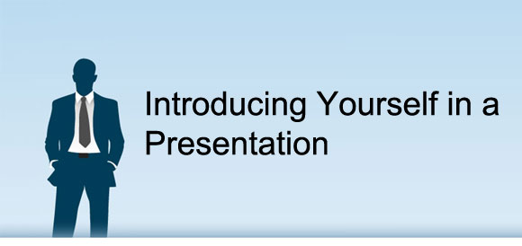 Business clipart introduce yourself Yourself  Introducing PowerPoint in