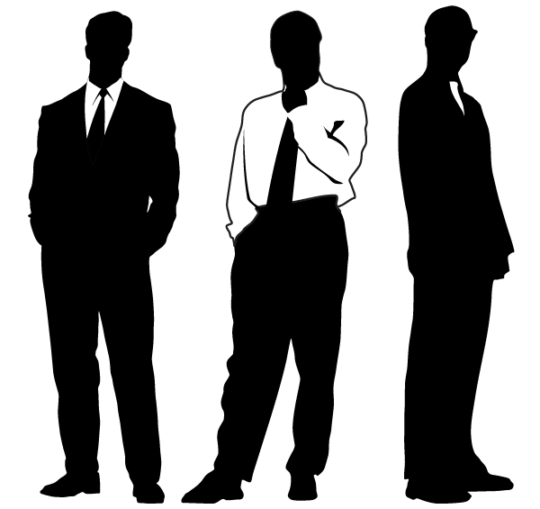 Professional clipart many person #10