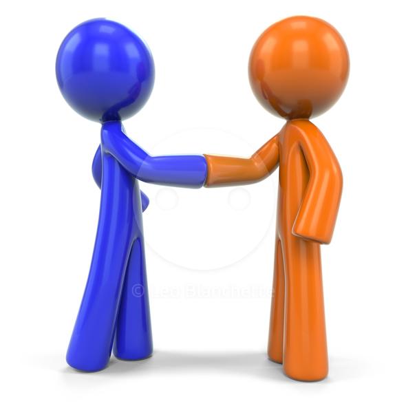 Professional clipart partnership #3