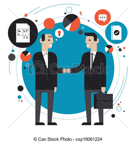 Professional clipart partnership #4