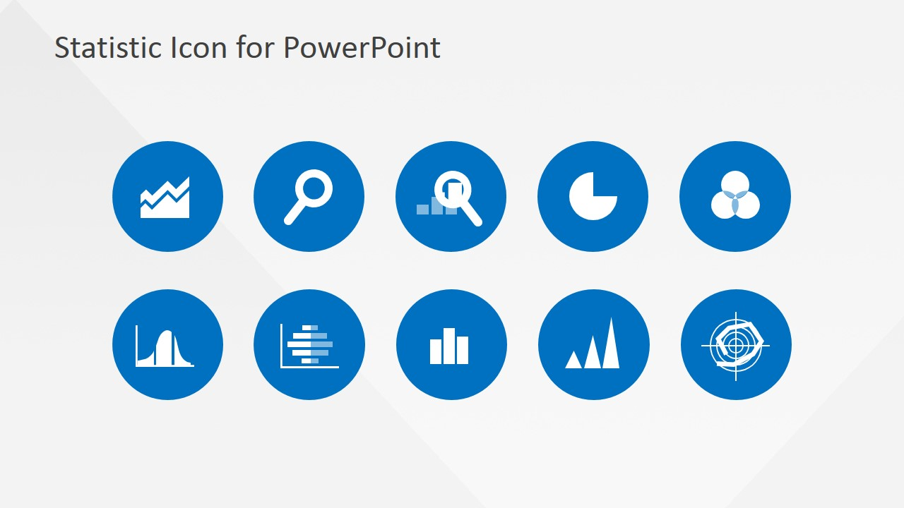 Professional clipart powerpoint Statistics Icons Professional Clipart Statistics
