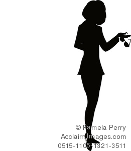 Professional clipart silhouette #13