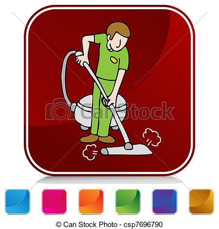 Professional clipart stock Cleaner Set csp7696790 Clipart of