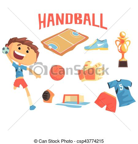 Professional clipart stock Related Future Dream Sportive Kids