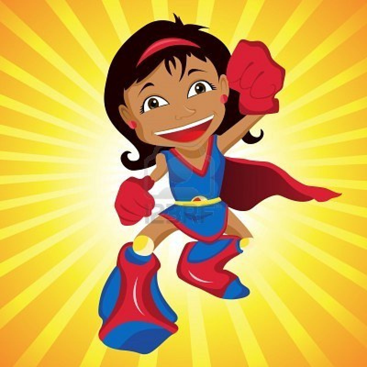 Super Girl clipart cartoon Superwoman%20clipart Superwoman Clipart Panda Flying