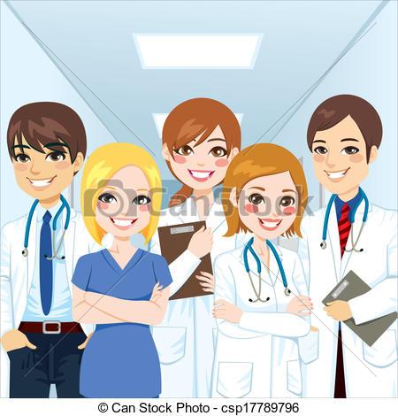 Medicine clipart medical student Clip Of Clipart Art Professionals