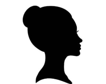 Woman clipart profile You 10 Face Silhouette Art