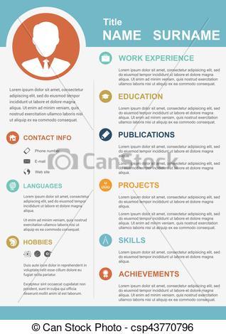 Profile clipart personal profile #10