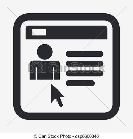 Profile clipart personal profile #5