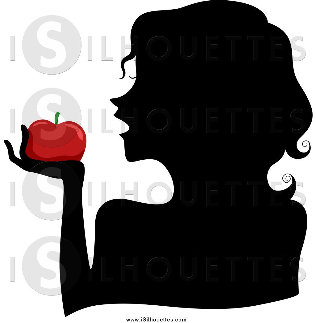 Profile clipart silhouette #12