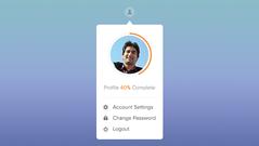Profile clipart user profile #9