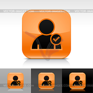 Profile clipart user profile #6