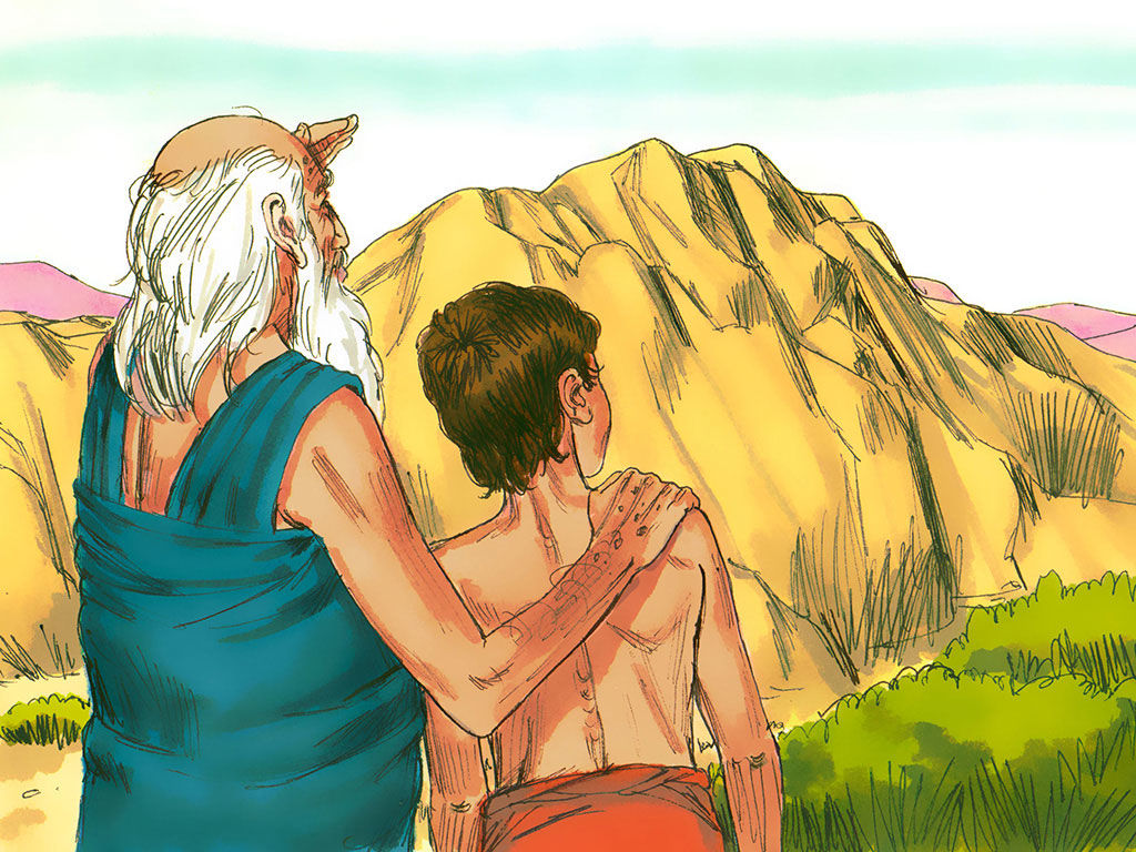 Prophecy clipart abraham and sarah Illustrations Abraham images: images days