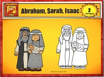Prophecy clipart abraham and sarah In color transparent Isaac image