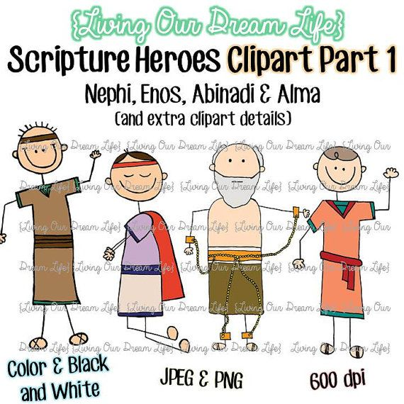 Prophecy clipart lds family Set to will prophets addition