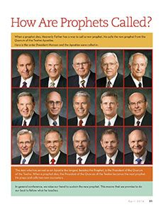 Prophecy clipart lds family Called? on images Prophets Pinterest
