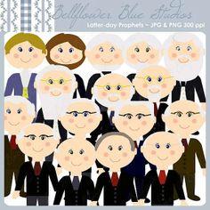 Prophecy clipart lds family Digital Children's version) Prophets