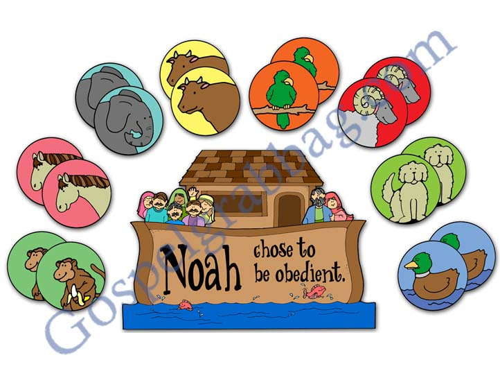 Prophecy clipart noah $1 Choosing Activity: Right LDS