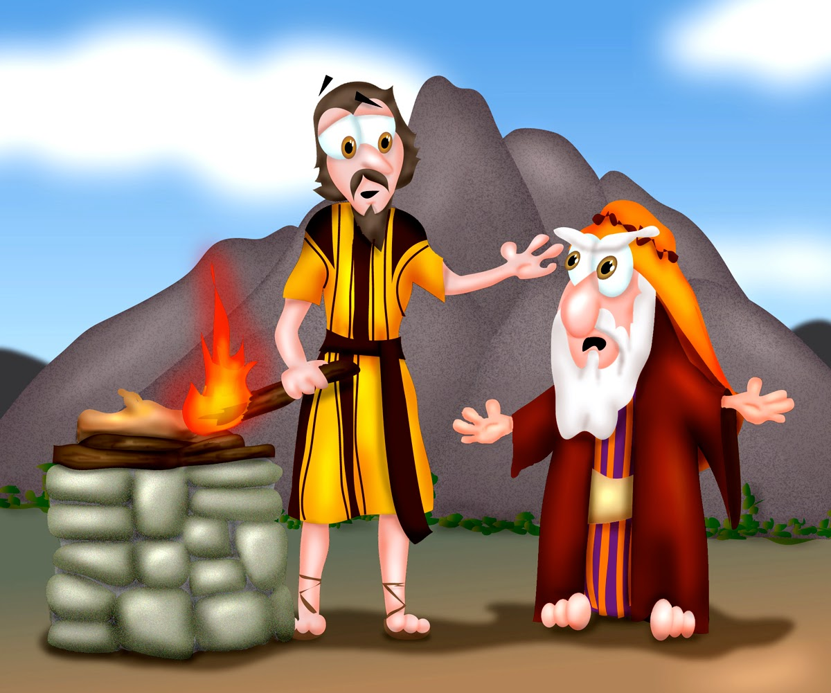 Prophecy clipart saul Fall Saul had who