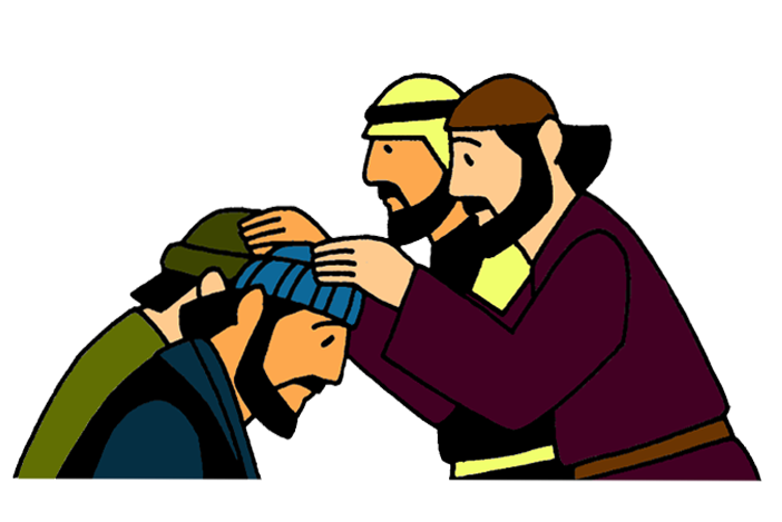Prophecy clipart saul Antioch Church Bible The Mission