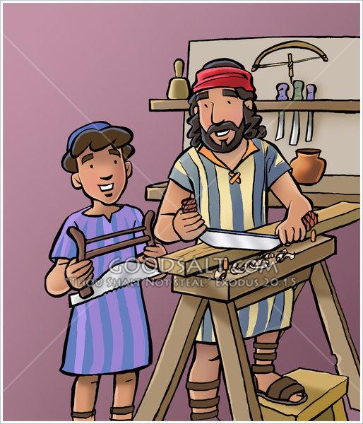 Philipines clipart gawaing bahay The  Carpenter Shop