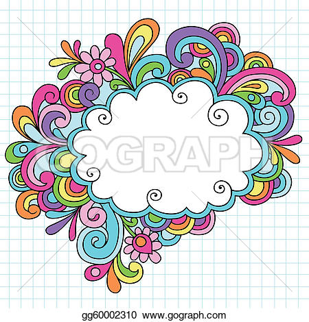 Physcedelic clipart colorful · Psychedelic GoGraph Free Cloud