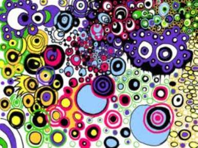 Physcedelic clipart (71+) Psychedelic Art trippy art