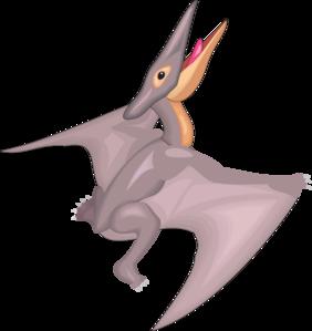 Pteranodon clipart #2