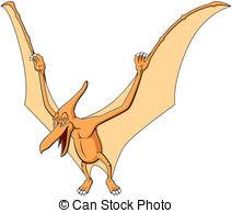 Pteranodon clipart #7