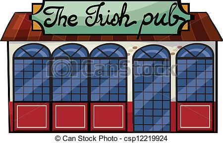 Pub clipart Clipart Irish Vector pub 316