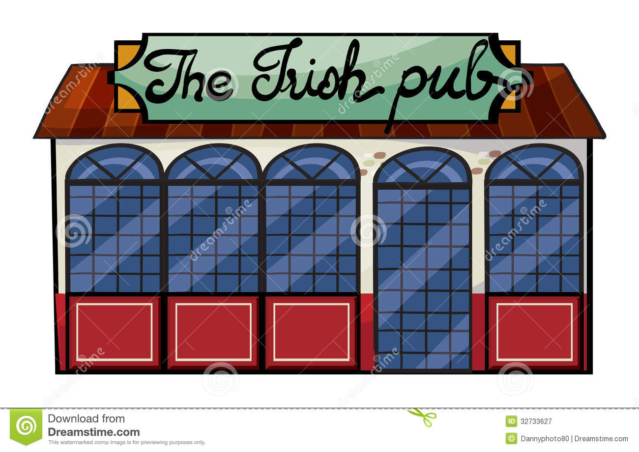 Pub clipart bar Pub clipart Clipground Irish pub