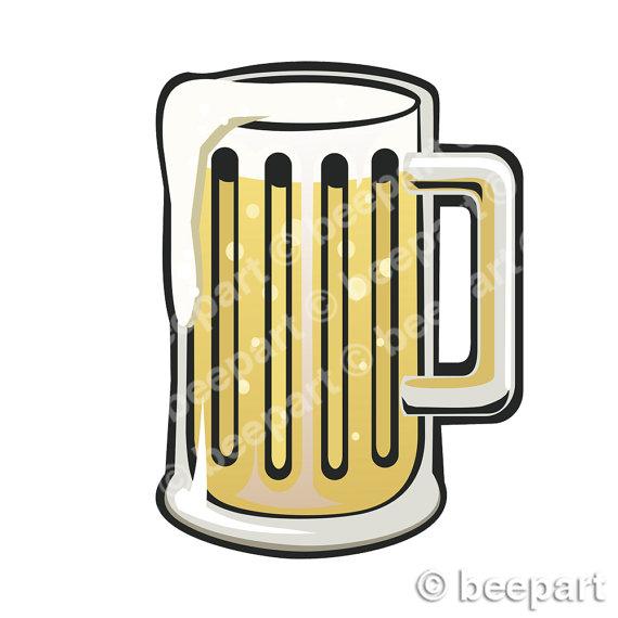 Pub clipart beer stein Art pint free mug from