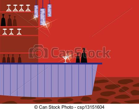 Bar clipart bar counter This  is counter of