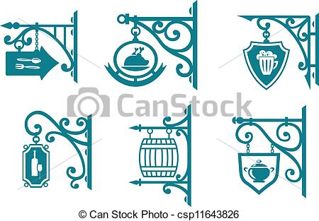 Pub clipart tavern Pubs signs signs pubs and