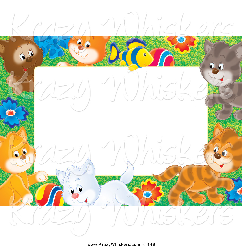Pets clipart boarder Litter Free Royalty Fish and