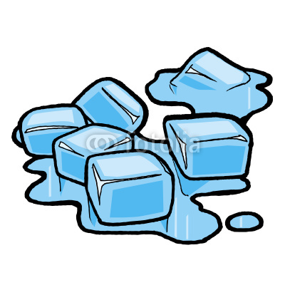 Ice Cube clipart Ice Melting Clipart Bay Clip
